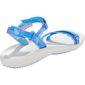 Columbia Big Water Sandals Damen blue sky/white